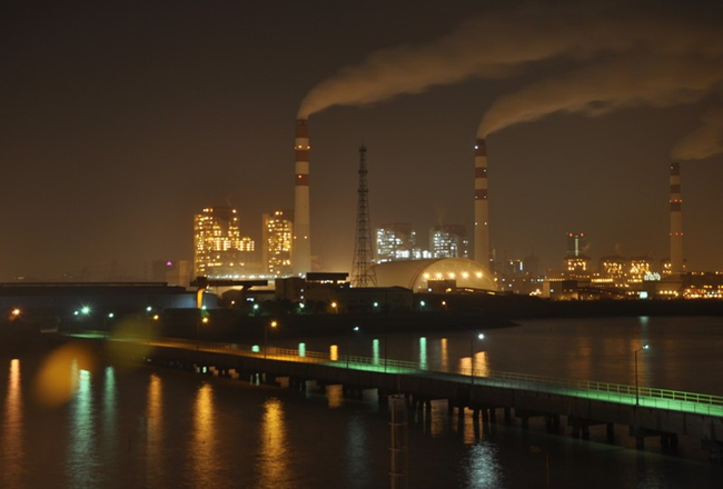 <b>新疆石河子热电厂使用HKQ-ZN-3100智能位置发送器</b>
