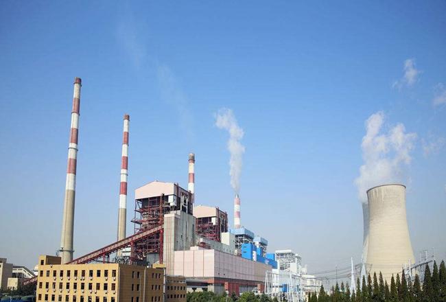 吉林化纤动力厂使用ZWF-B系列电限位位置发送器