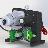 DKJ ZKJ角行程电动执行器DKJ-4100