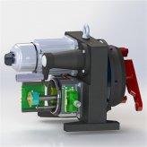 DKJ ZKJ角行程电动执行器DKJ-2100