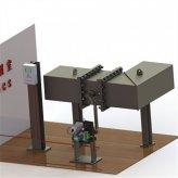 HWF-ZNFT电动执行器智能开关量控制器