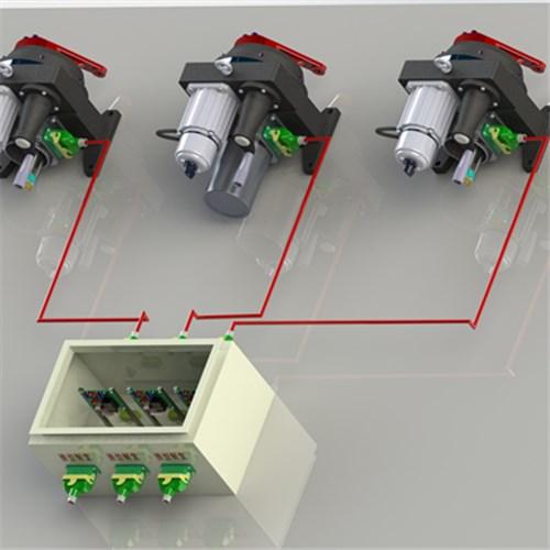 电动执行器分体控制箱